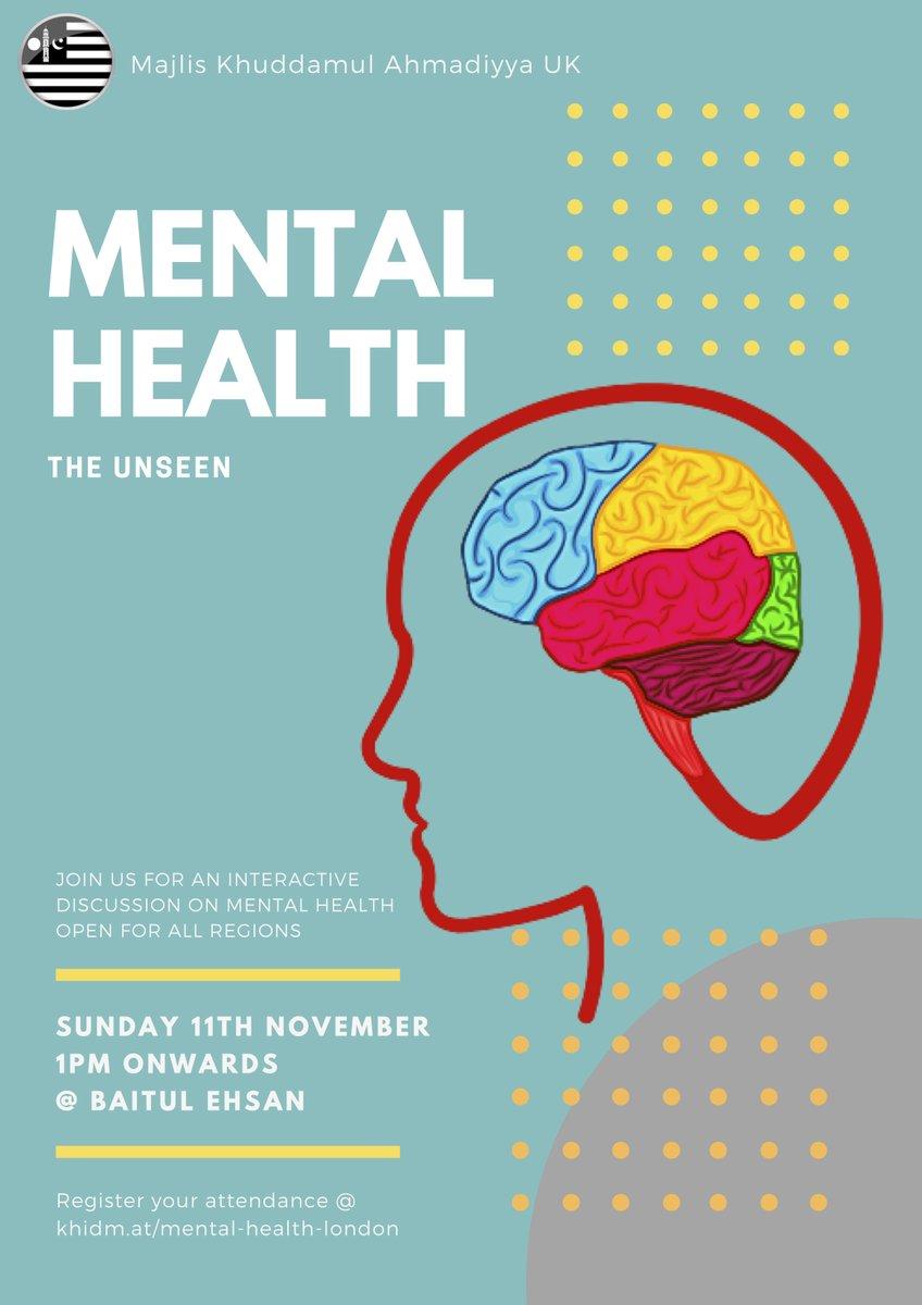 Mental Health: Let's Discuss - MKA UK
